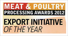 2012 Meat & Poultry Processing Award